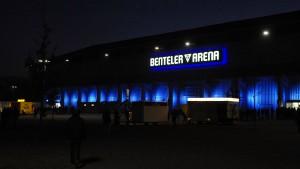 Mutmaßliche Islamisten als Security in Bundesliga