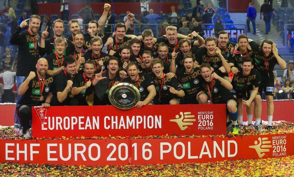 Deutschland Em Sieger