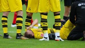 Schmelzer-Verletzung schmerzt den BVB mehr als der Punktverlust