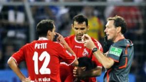 Geschockte Kölner gewinnen trotzdem