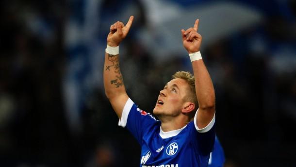 Tschüss, Schalke: Lewis Holtby verlässt Gelsenkirchen sofort in Richtung Tottenham