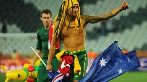 Keine Gewinner bei Australiens Sieg