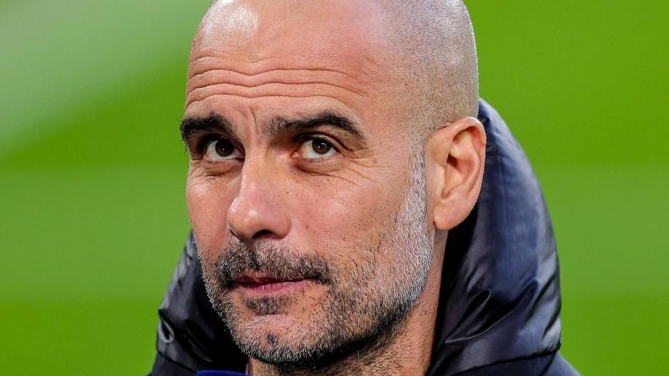 Pep Guardiola und Manchester City wollen endlich gemeinsam die Champions League gewinnen.