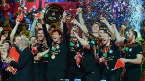 Das sind Deutschlands Handball-Helden!