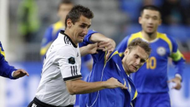 Sechs-Punkte-Spieltag  für Deutschland