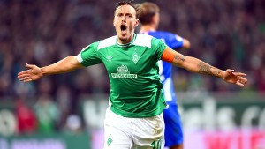 Werder Bremen gewinnt Topspiel