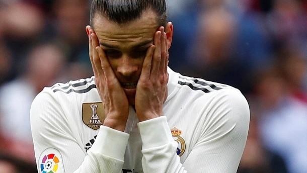 Die vielen Probleme von Real Madrid