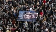 Türkische Polizei nimmt Kollegen fest