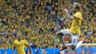 Neymar muss immer spielen