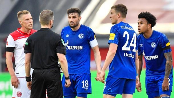 Die Schalker Krise wird immer schlimmer