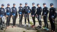 Das SVB-Team will das Segeln in Deutschland populärer machen.