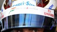 Ungewisse Zukunft: Adrian Sutil sucht nach einem schnelleren Rennwagen