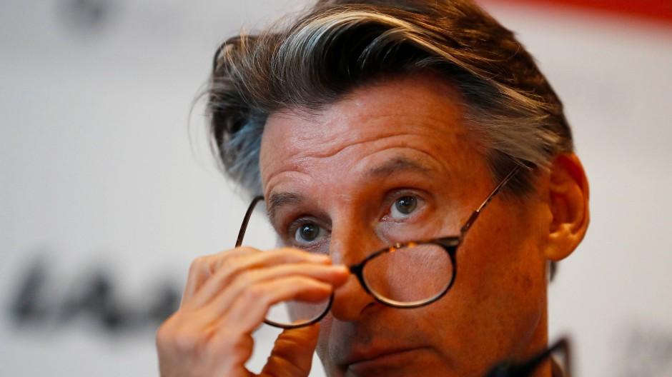 Bald IOC-Mitglied: Sebastian Coe