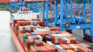 EU-Kommission prüft deutsche Exportstärke