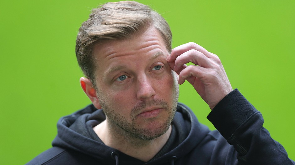 Vor dem letzten Spieltag der Saison entlassen: Bremens Trainer Florian Kohfeldt