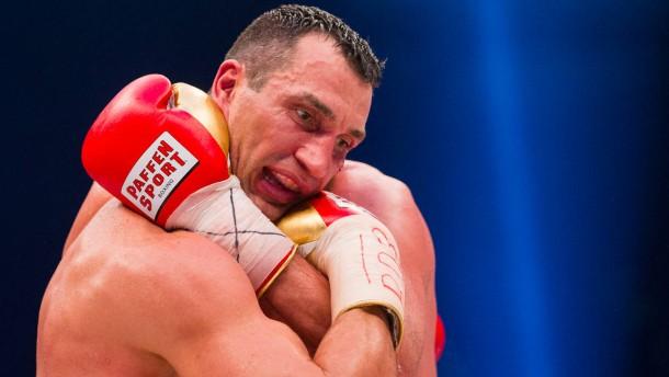 Klitschko fordert Fury zur Revanche heraus