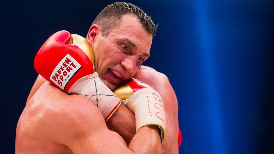 """""""Ich konnte zu keiner Phase mein Potential abrufen, und das will und werde ich im Rückkampf ändern!"""": Wladimir Klitschko."""