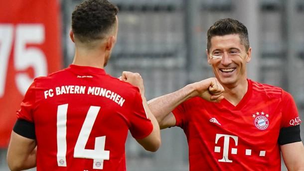 """Der Plan des FC Bayern für den """"Geistergipfel"""""""