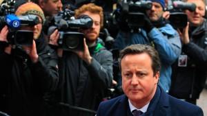 Cameron droht mit Scheitern des Gipfeltreffens