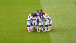 Hertha BSC rettet sich