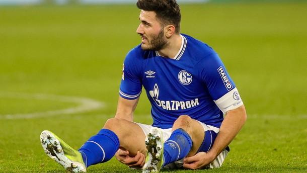 Der FC Schalke erschrickt vor sich selbst