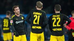 Ohne Aubameyang ist Dortmund zu harmlos