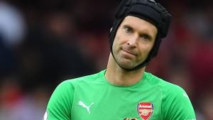 Arsenal-Torwart Cech nimmt Leverkusens Tweet übel