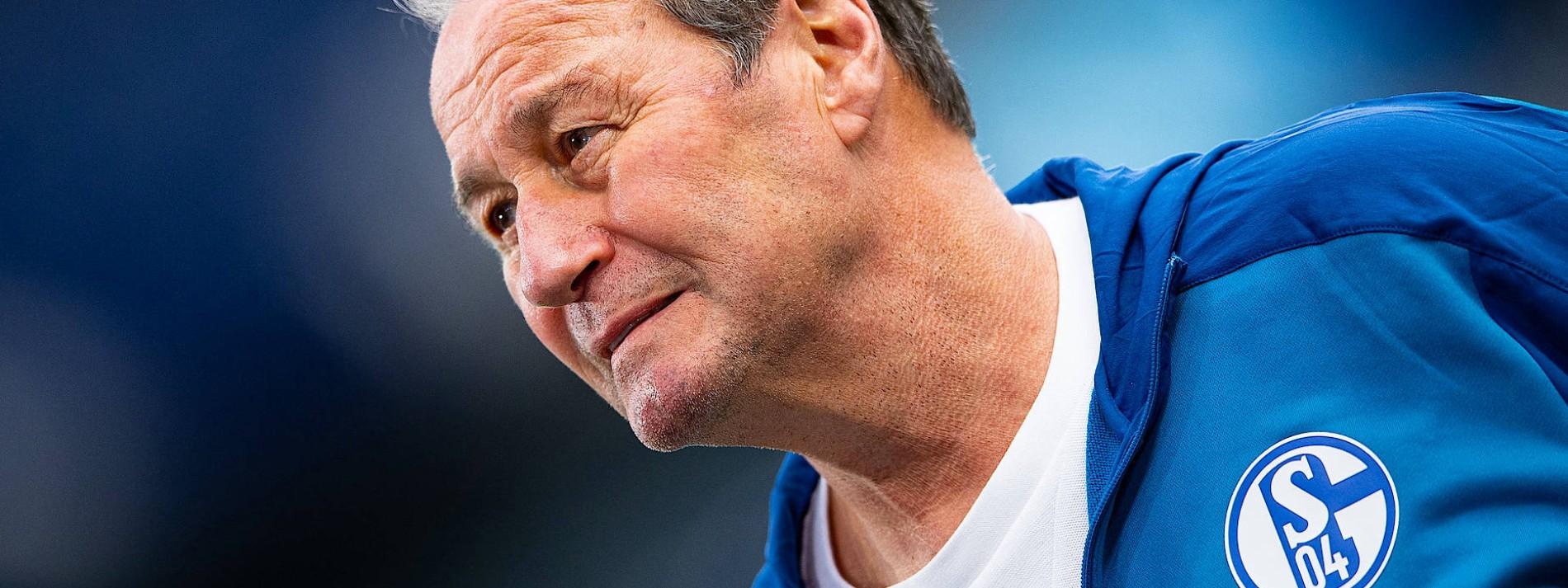 Auch Stevens kann Schalke nicht helfen