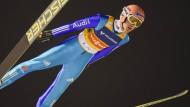Ein Sprung reicht: Severin Freund gewinnt den Weltcup in Kuopio