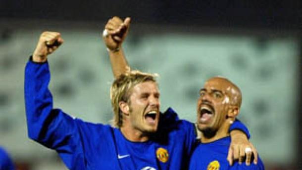 Barca, Milan und ManU in Zwischenrunde
