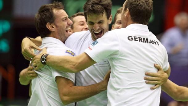 Krimi in Zagreb - Deutschland im Viertelfinale