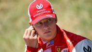 Wird 2021 in der Formel 1 fahren: Mick Schumacher, hier 2019