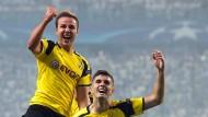 Drei Mutmacher für dezimierte Dortmunder