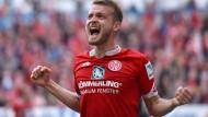 Stammkraft dank Vielseitigkeit: Daniel Brosinski ist ein Gewinner der Saison bei Mainz 05