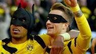 BVB spielt Schalke an die gelbe Wand