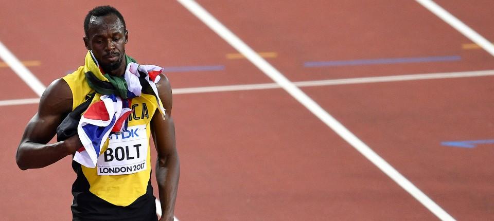 Bolt Nur Zweiter Gatlin Gewinnt Wm Gold über 100 Meter
