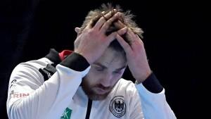 Ein bisschen Demut im Handball