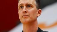 Pete Strobl ist der neue Trainer bei den Gießen 46ers.