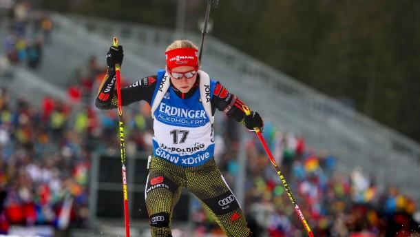 Heimsiege statt Erfolgen in Oberhof