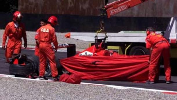 Michael Schumacher übersteht schweren Unfall unverletzt