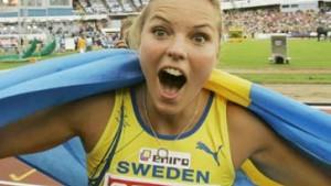 Das blau-gelb-blonde Sportfest