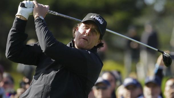 Wie ein Golfprofi Tiger Woods übertrumpfen will