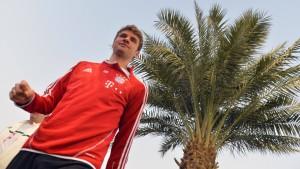Müllers spezieller Fan im Himalaya