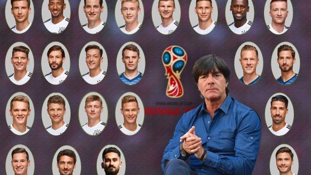 Die große Frage nach dem neuen Gesicht der DFB-Elf