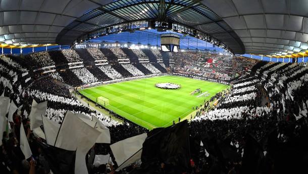 Zurück in die Zukunft für Eintracht Frankfurt