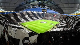 Eintracht Frankfurt spielt bald im Deutsche Bank Park