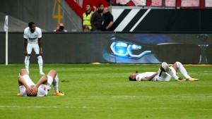Eintracht braucht Punkte gegen Unruhe