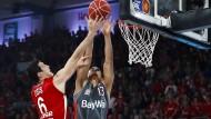 Bamberg schockt die Bayern