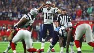 Spektakuläre Show mit Überlänge beim Super Bowl