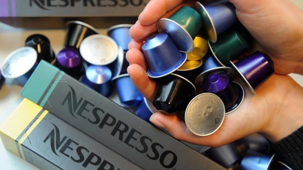 """Nespresso "" muss auch andere Kaffeekapseln akzeptieren"